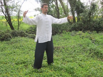 Ji Ben Qi Gong Compressing the Pearl