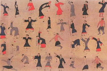 History of chinese medicine dao yin tui cropped