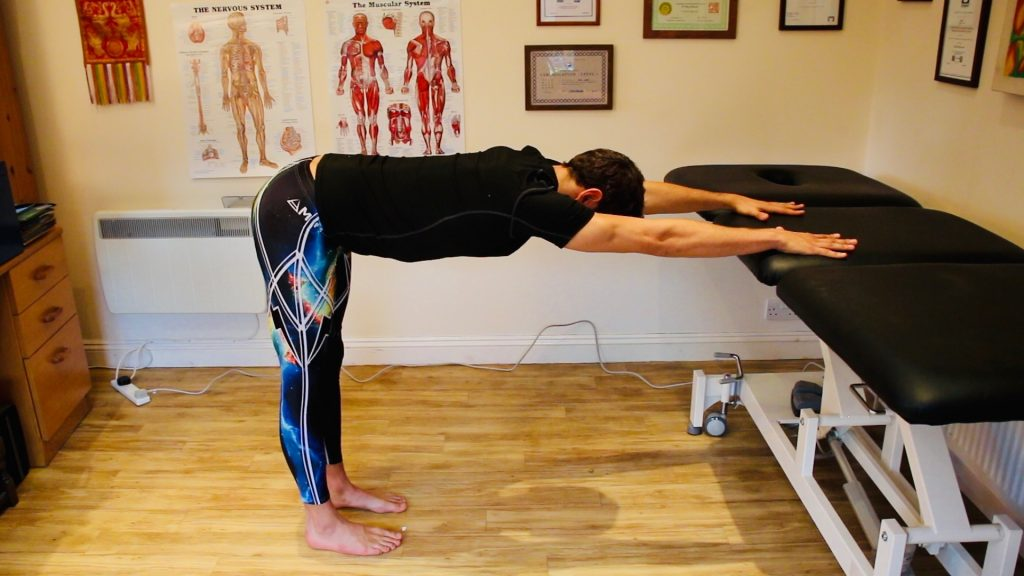 Lower Back Pain Exercises - Nick Lowe